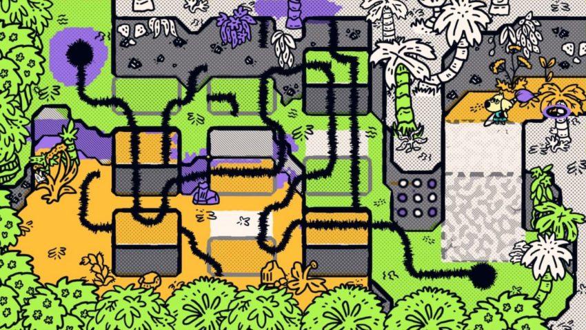 Chicorée : une île de cuillères colorées