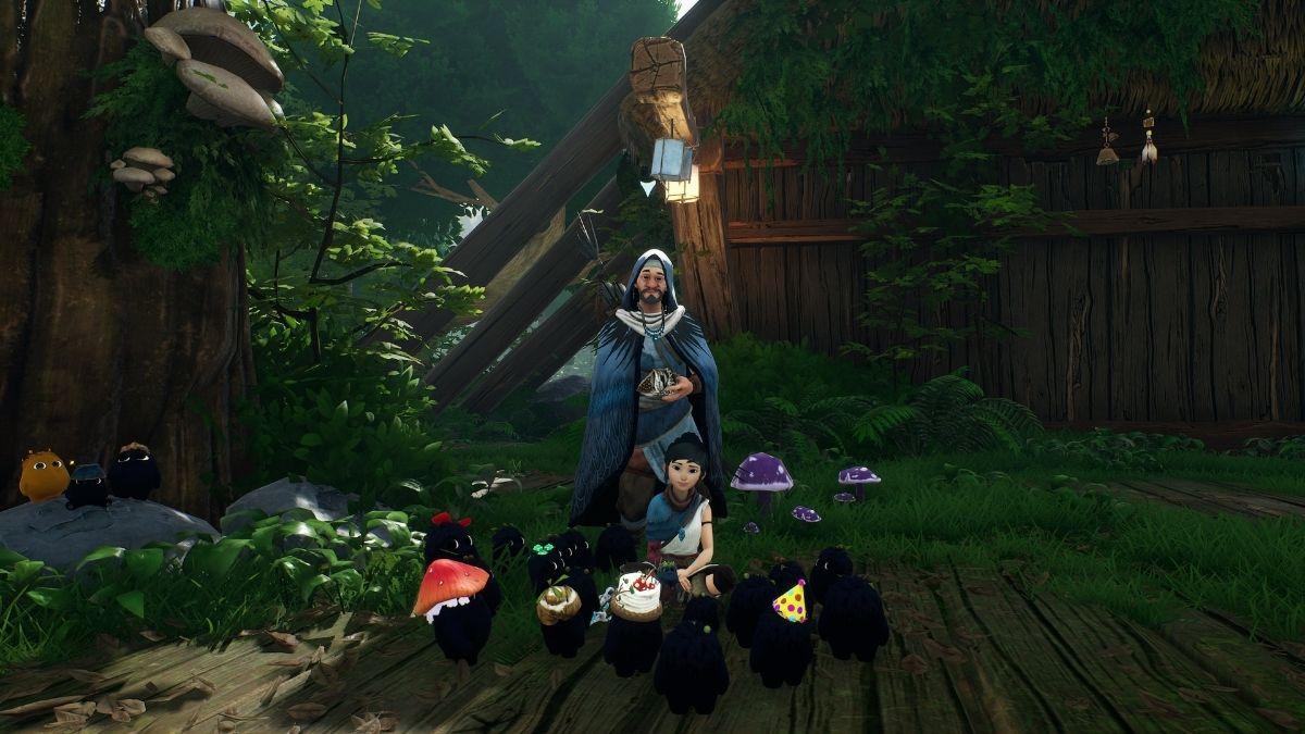 Kena-bridge-of-spirits-Rusu-Mountain-Flower-Shrine-Emplacements